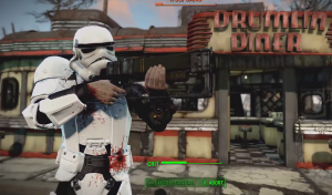 Fallout 4 Mod Lets You Live Out Your Post-Apoc Life As A Stormtrooper