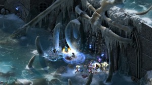 """First Look At """"Mystery"""" Pillars Of Eternity: White March 2 Location"""