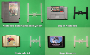 New Kickstarter Gives You A Better Way To Store Your Old Game Cartridges