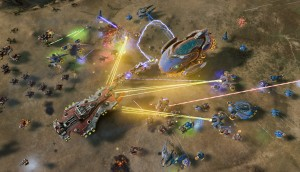 Massive RTS Ashes of the Singularity Launches March 31