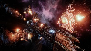 New Battlefleet Gothic: Armada Narrative Trailer Dazzles the Senses