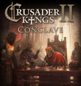 Conclave Expansion Announced for Crusader Kings 2