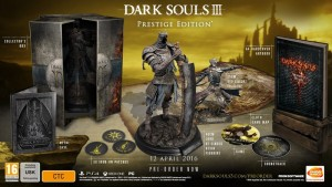 Dark Souls 3 Prestige Edition For PS4 Sells Out In Under 2 Hours