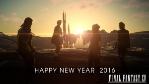 Final Fantasy XV is Officially Launching in 2016