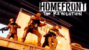 This is Philadelphia – Homefront: The Revolution Release Date Set for May 2016