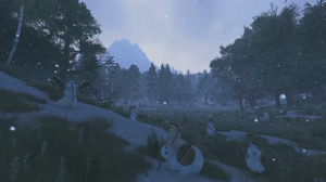 Enjoy the Freezing Cold With New Weather Effects in Life is Feudal
