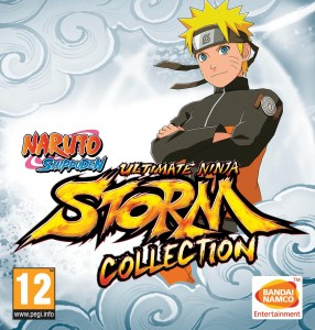 Naruto Shippuden: Ultimate Ninja Storm Collection Announced for Europe