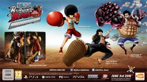 One Piece: Burning Blood Set for June 3 Release in Europe