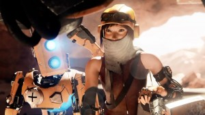 Keiji Inafune's Xbox One Game, ReCore, is Delayed – PC Version Revealed