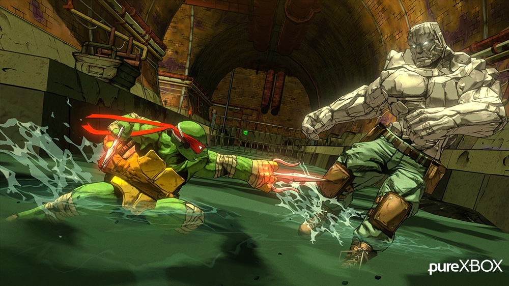 for Platinum Games\u0026#39; Teenage Mutant Ninja Turtles Game - Niche Gamer