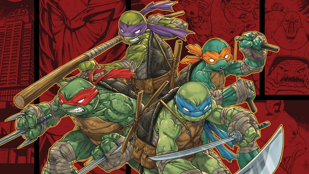 Platinum Games' Teenage Mutant Ninja Turtles: Mutants in Manhattan