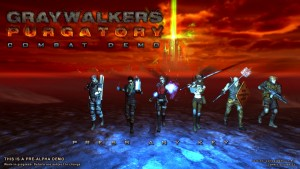 Strategically Battle The Forces Of Hell In Graywalkers: Purgatory