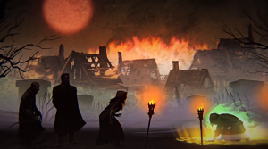 Grim Dawn Finally Gets Its Animated Intro