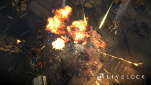 "Action RPG ""Livelock"" Combines Robots With Loot-Collecting Gameplay"