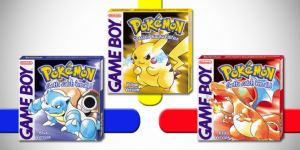 Indulge in Nostalgia with Pokemon Red, Blue, and Yellow 3DS Footage