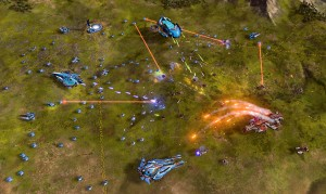 Second Beta for Ashes of the Singularity Adds New Maps, Explosions, More