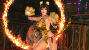See Naotora Ii Unleashing Her Moves in Dead or Alive 5 Last Round