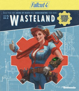 Wasteland Workshop Heads to Fallout 4 on April 12