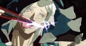 First Look at Raven in Guilty Gear Xrd: Revelator