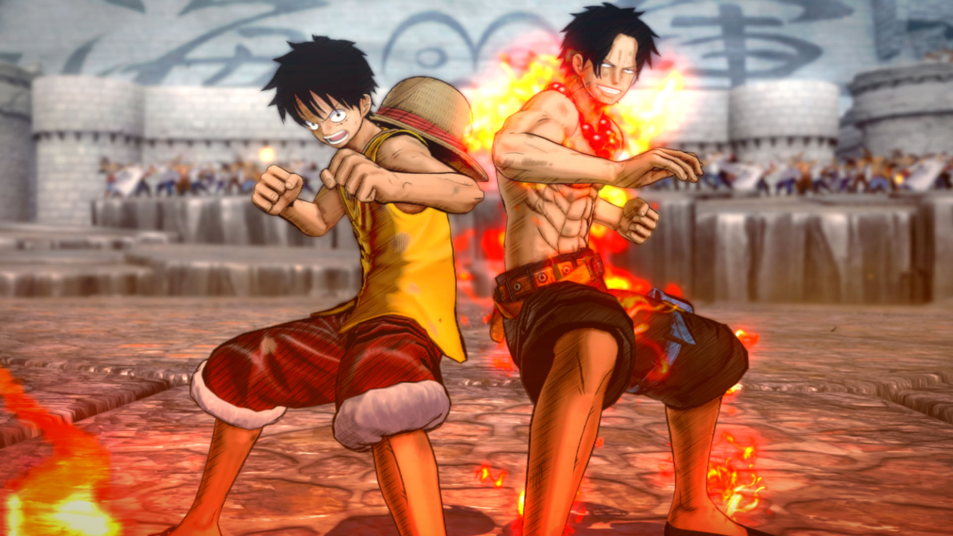 One Piece: Burning Blood PS4 Review - PlayStation Universe
