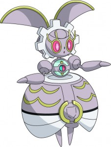 New Man-Made Pokemon Magearna Officially Revealed