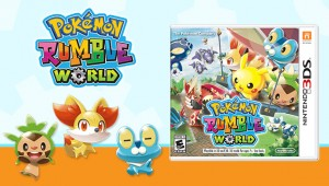 Pokemon Rumble World Gets a Retail Version in North America