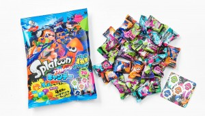 Official Splatoon Branded Candy Announced
