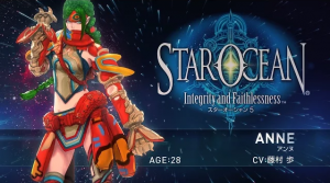 New Star Ocean 5 Gameplay Shows Anne Laying the Smackdown