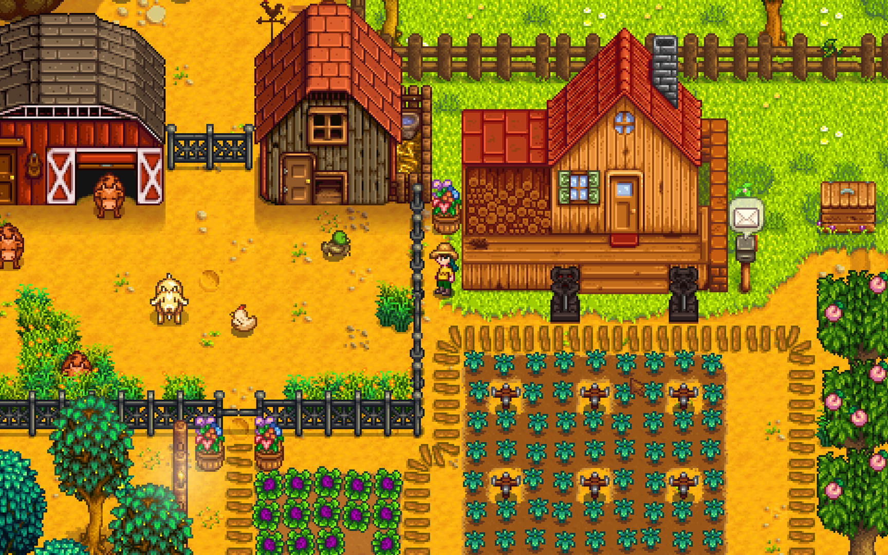 Stardew valley brings classic harvest moon gameplay on for How to fish in stardew valley ps4