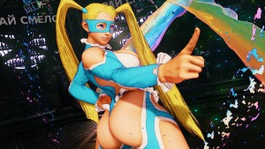 Street Fighter V Launch Trailer and Screenshots