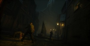 First Screenshots for Dontnod's Vampyr Revealed