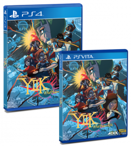 YIIK: A Post Modern RPG Is Getting A Limited Physical Release