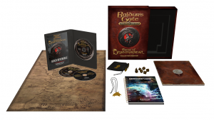 Take A Look At The Collector's Edition For Baldur's Gate: Dragonspear