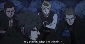 Final Fantasy XV Will Have A 5 Episode Anime Special – And It Starts Now