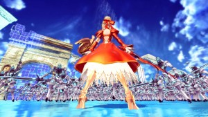 Check Out Some New Direct Feed Screenshots For Fate/Extella