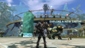 New Sci-Fi MMORPG Trinium Wars Enters Early Access