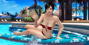 New Dead or Alive Xtreme 3 Gameplay Introduces Kokoro