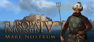 Mare Nostrum Expansion Announced for Europa Universalis IV