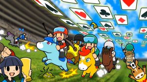 Game Freak's Pocket Card Jockey Coming West on 3DS in May 2016