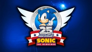 Sonic the Hedgehog 25th Anniversary Event Dated July 22