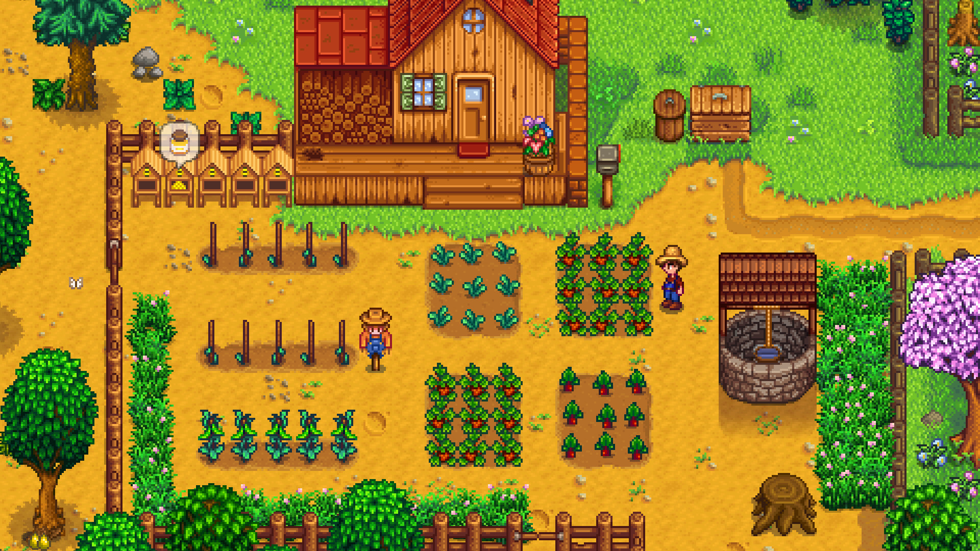 Stardew Valley Review Back To Nature Niche Gamer Interiors Inside Ideas Interiors design about Everything [magnanprojects.com]