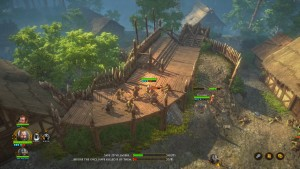 The Dwarves is Shaping Up Nicely – New Gameplay Shows Lighting, Effects, and Weather