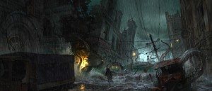Frogwares Announce New Cthulhu Game, The Sinking City