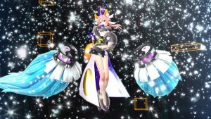 Fate/Extella Shows Tamamo-no-Mae's Form Change And The Master's Design In New Screenshots
