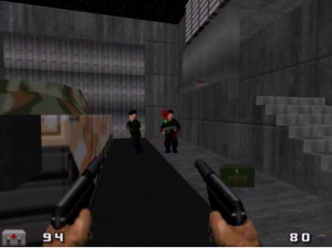 Grab Your Walther PPK, Because Goldeneye Is Now Coming To DOOM
