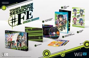 Nintendo Announce Special Edition For Tokyo Mirage Sessions #FE