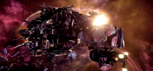 New Battlefleet Gothic: Armada Trailer Introduces the Mighty Eldar
