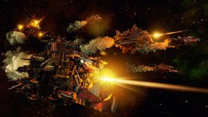 Battlefleet Gothic: Armada Now Available for PC