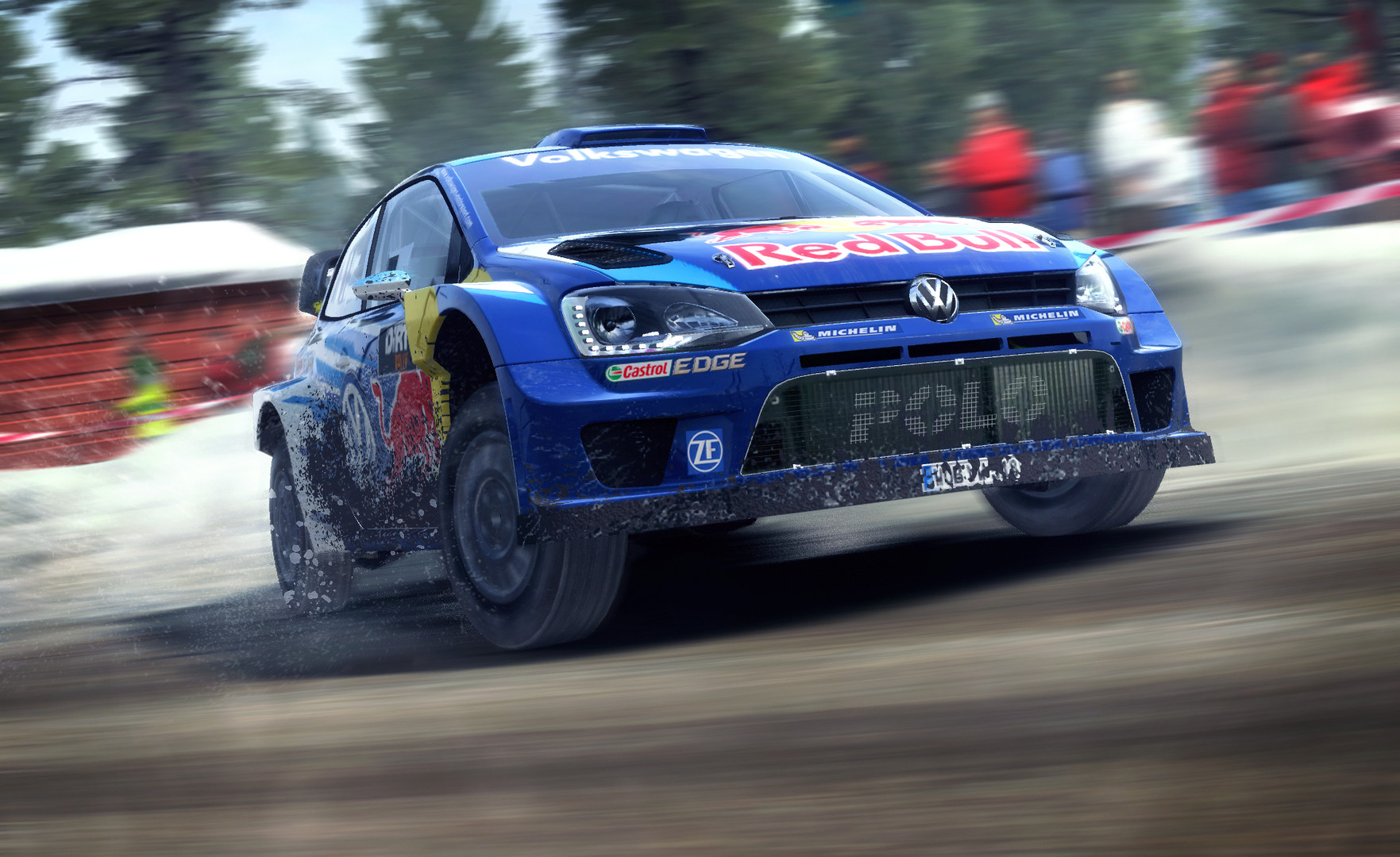 dirt rally gets playstation vr mode niche gamer. Black Bedroom Furniture Sets. Home Design Ideas