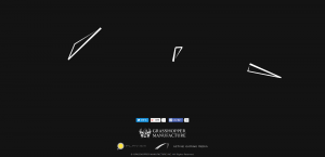 """Grasshopper Manufacture and Playism Launch """"Believe in the Internet"""" Teaser Website"""